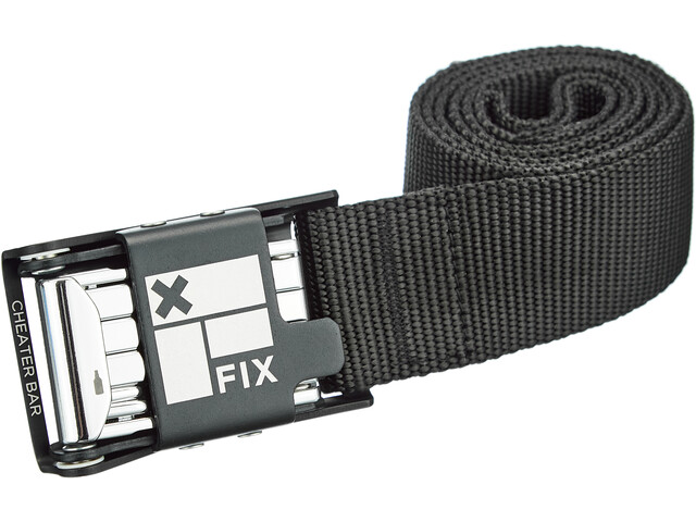 Fix Manufacturing All Time Riem incl. Wheelie Wrench Multitool M, black